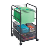 Onyx™ Mesh Open File with Drawers