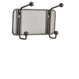Onyx™ Mesh Wall Rack 2 Hook (Qty. 6)