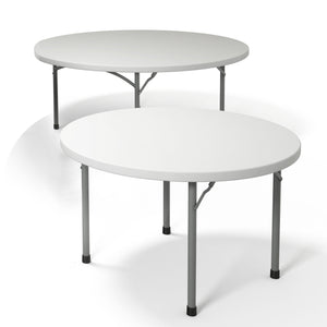 "Event Series 60"" Round Folding Table"
