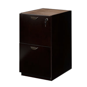 Mira Series Desk Pedestal, File/File