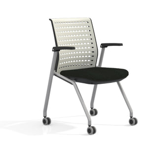 Thesis™ Training Chair, Static Back with Arms