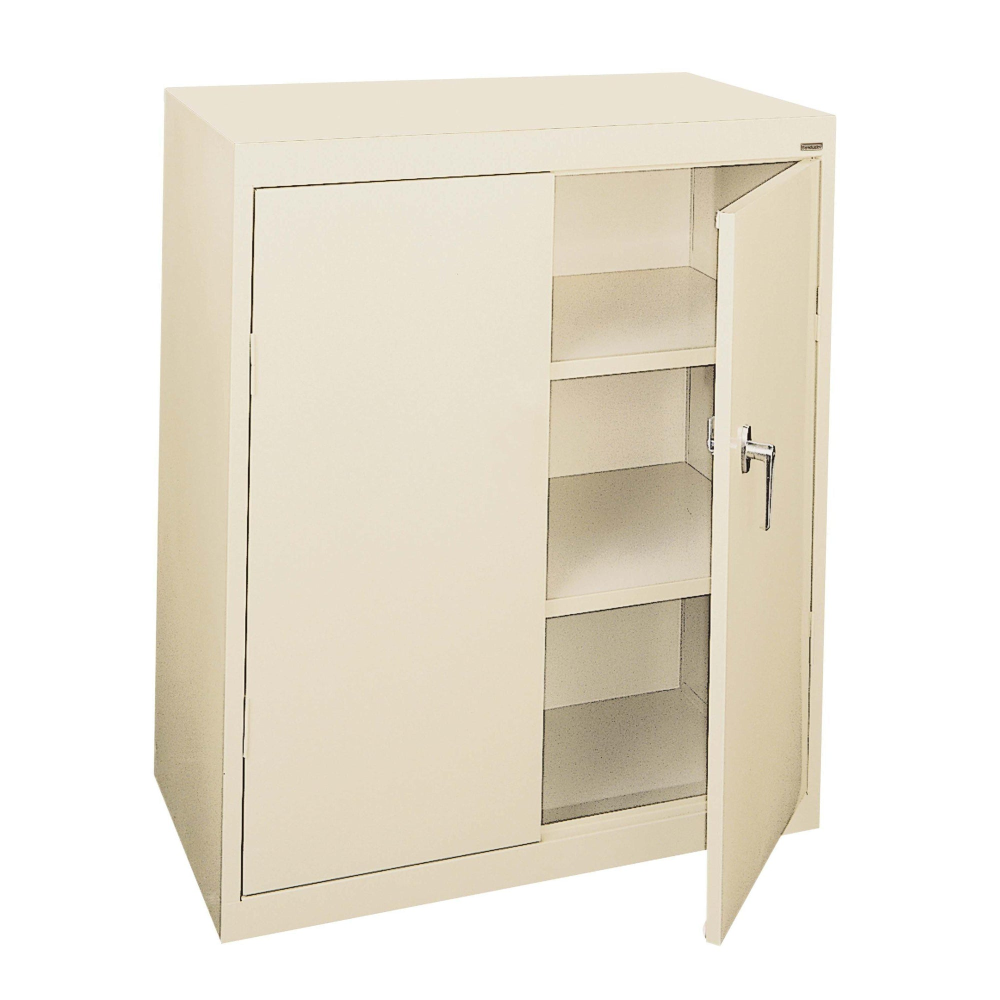Ordinaire OfficeSource Budget Storage Cabinets Counter Height Cabinet ...