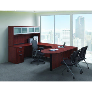 OfficeSource OS Laminate Collection Typical OS58 in [variant_title] - Office Furniture Desks by OfficeSource - Only at the-eggleston-group