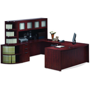 OfficeSource OS Laminate Collection Typical OS7 in [variant_title] - Office Furniture Desks by OfficeSource - Only at the-eggleston-group