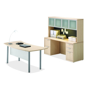 OfficeSource OS Laminate Collection Typical OS70 in [variant_title] - Office Furniture Desks by OfficeSource - Only at the-eggleston-group