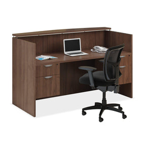 OfficeSource OS Laminate Collection Typical OS77 in [variant_title] - Office Furniture Desks by OfficeSource - Only at the-eggleston-group