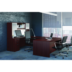 OfficeSource OS Laminate Collection Typical OS88 in [variant_title] - Office Furniture Desks by OfficeSource - Only at the-eggleston-group
