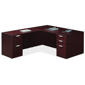 OfficeSource OS Laminate Collection Typical OS90 in [variant_title] - Office Furniture Desks by OfficeSource - Only at the-eggleston-group