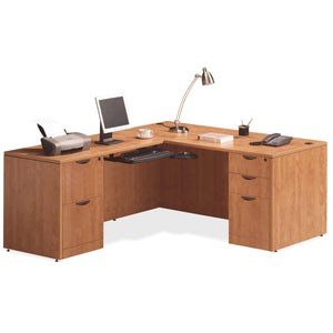 OfficeSource OS Laminate Collection Typical OS92 in [variant_title] - Office Furniture Desks by OfficeSource - Only at the-eggleston-group