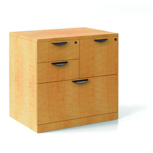 OfficeSource OS Laminate Lateral Files Combo Lateral File in [variant_title] - Office Furniture Storage by OfficeSource - Only at the-eggleston-group