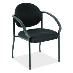 OfficeSource Regal Collection Side Chair with Arms and Black Frame in [variant_title] - Office Furniture Seating by OfficeSource - Only at the-eggleston-group