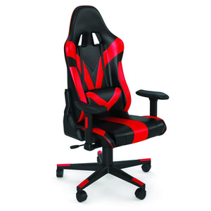 OfficeSource Renegade Raider Collection High Back Gaming Chair with Black Frame in [variant_title] - Office Furniture Seating by OfficeSource - Only at the-eggleston-group