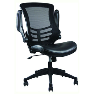 OfficeSource Serene Collection Task Chair with Black Frame in [variant_title] - Office Furniture Seating by OfficeSource - Only at the-eggleston-group