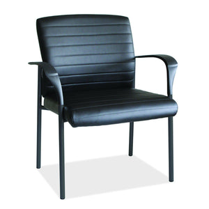 OfficeSource Tate Collection Guest Arm Chair with Black Frame in [variant_title] - Office Furniture Seating by OfficeSource - Only at the-eggleston-group
