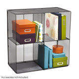 Onyx™ Mesh Cubes in Default Title - Office Furniture Accessories by Safco - Only at the-eggleston-group