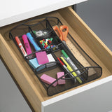 Onyx™ Mesh Drawer Organizer in [variant_title] - Office Furniture Accessories by Safco - Only at the-eggleston-group
