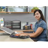 Onyx™ Mesh Laptop Stand (Qty. 5) by Safco in - for The Eggleston Group