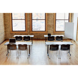 Rumba™ Screen Whiteboard 42 x 66 in Default Title - Office Furniture Accessories by Safco - Only at the-eggleston-group