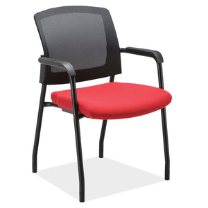 The Nox by OfficeSource in Black Seat with Black Back- for The Eggleston Group