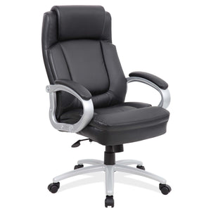 The Obarator by OfficeSource in Black Bonded Leather- for The Eggleston Group