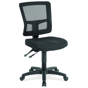 The Pluvius by OfficeSource in Black Seat with Black Back- for The Eggleston Group
