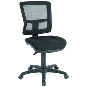 The Porus by OfficeSource in Black Seat with Black Back- for The Eggleston Group