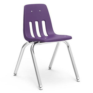 Virco Classic Series Chairs Student Chair - 16'' H by Virco in Purple Iris- for The Eggleston Group