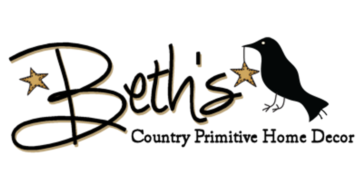 Beth S Country Primitive Home Decor