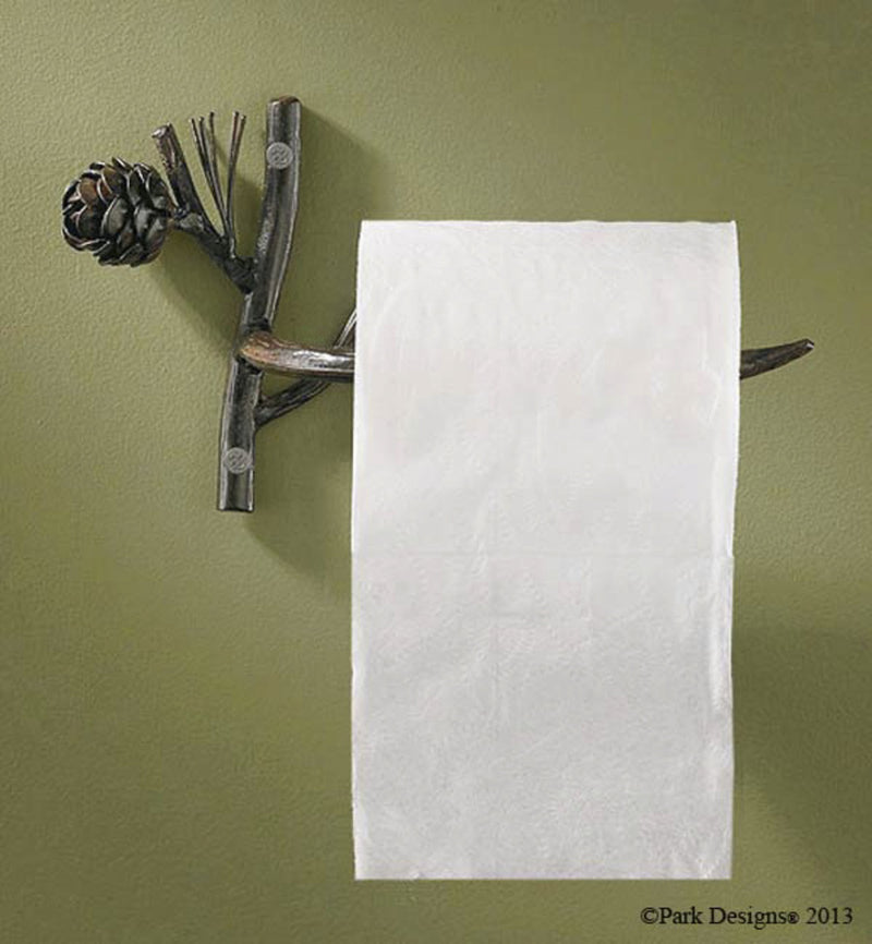 Pine Lodge - Toilet Tissue Holder