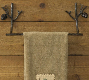 Pine Lodge - Towel Bar 16""