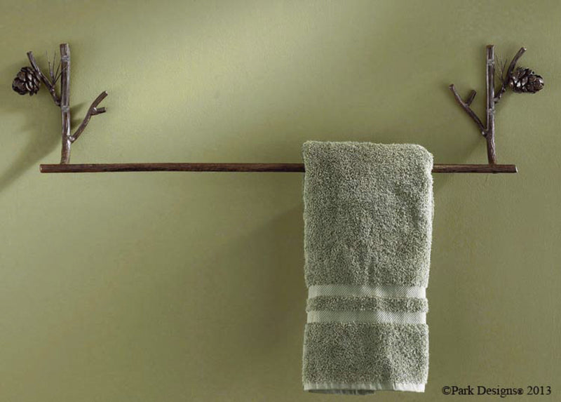 Pine Lodge - Towel Bar 24