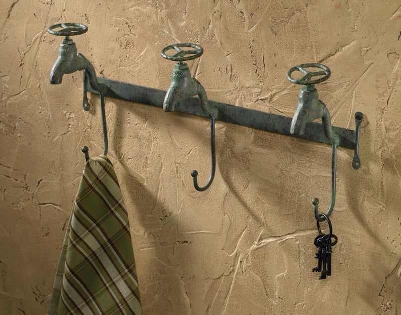 Water Faucet - Triple Hook