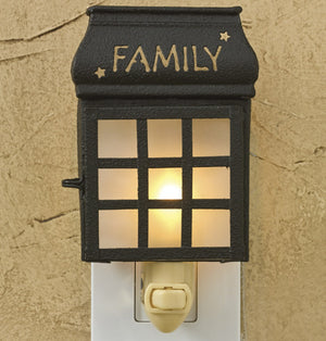 Night Light ~ Family Lantern