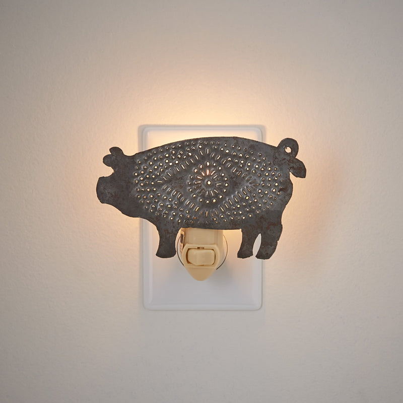 Night Light ~ Pig