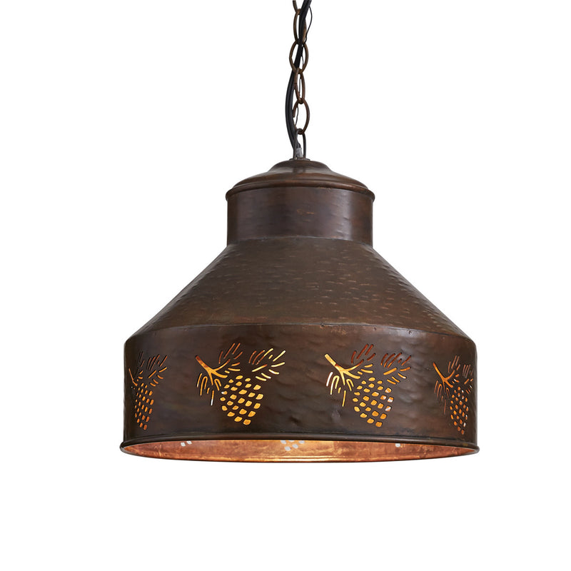 Pendant Light ~ Pinecone