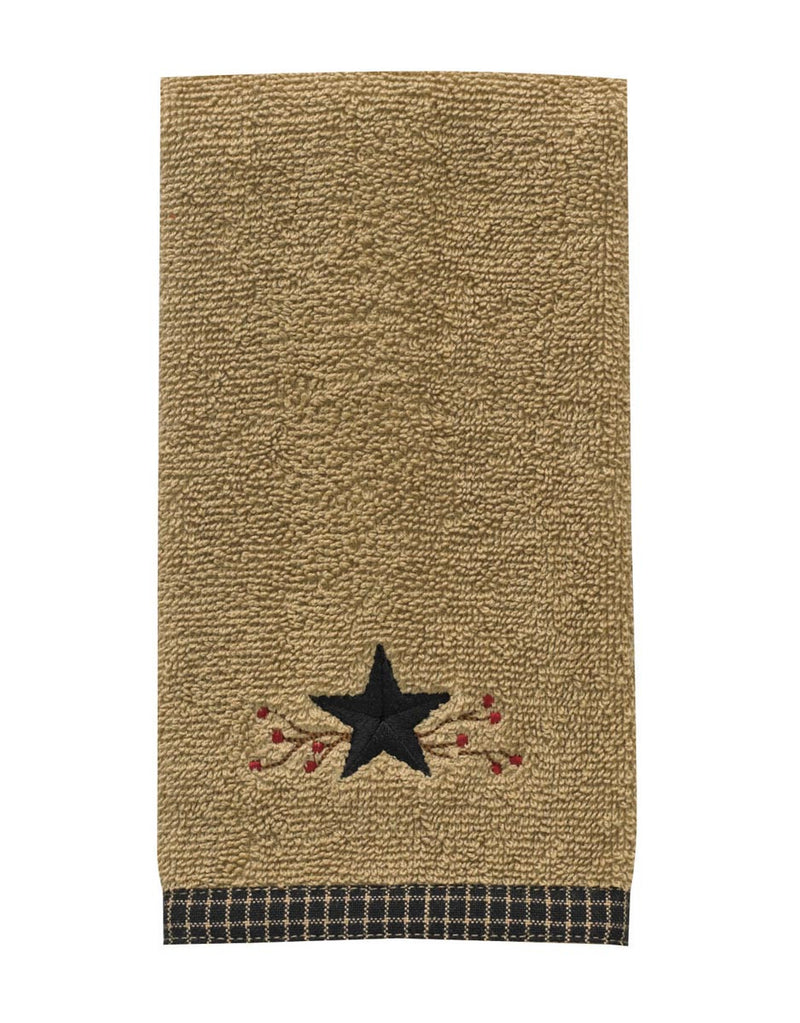 Fingertip Towel ~ Star Vine