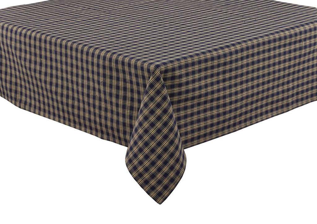 "Table Cloth 54"" x 54"" - Sturbridge Navy"