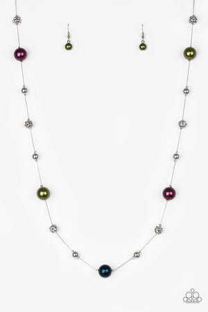 Paparazzi Eloquently Eloquent - Multi Necklace