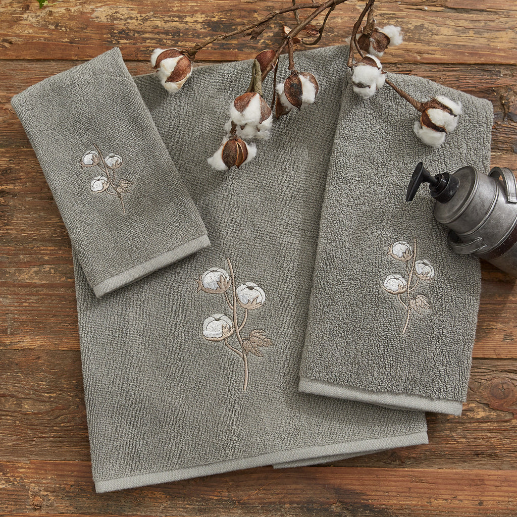 Bath Towels ~ Cotton