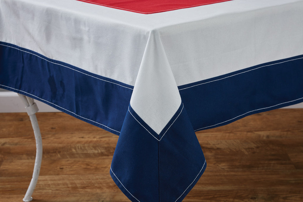 "Table Cloth 54"" x 54"" - Whisky Flag"