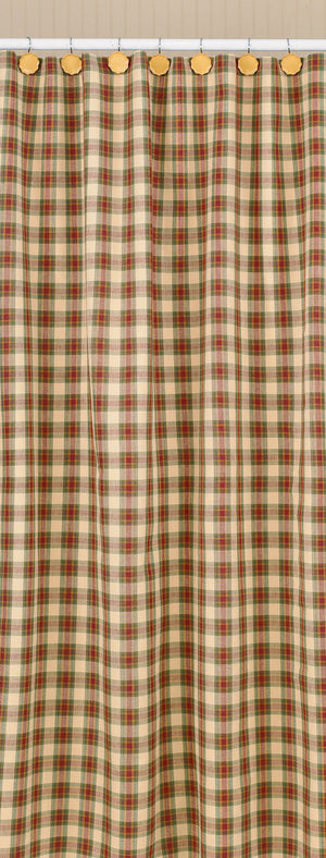 Shower Curtain - Cinnamon