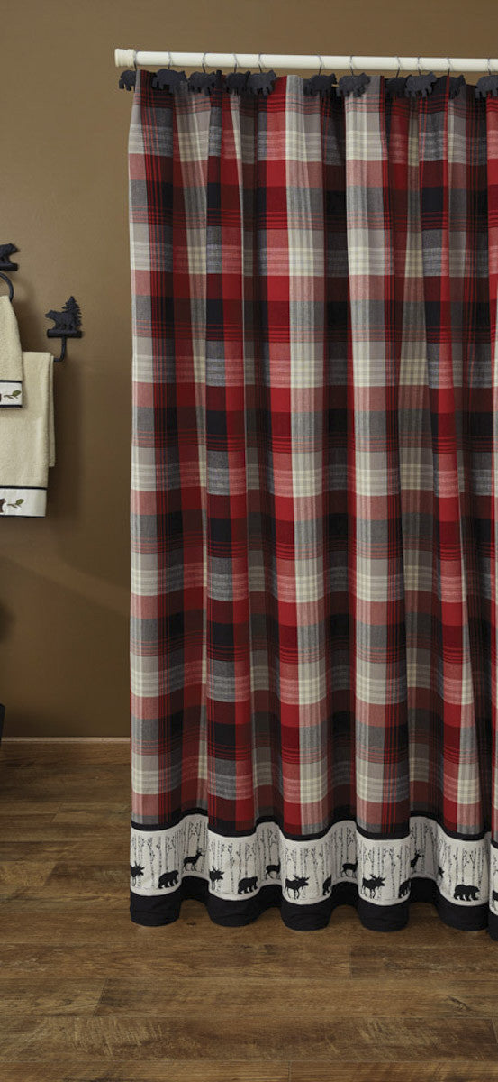 Shower Curtain - Champlain