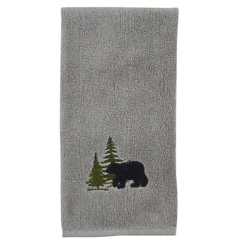 Fingertip Towel ~ Bear