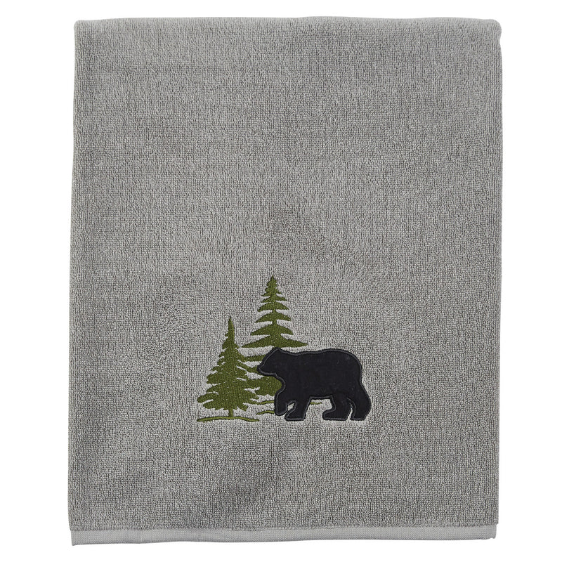 Bath Towel ~ Bear