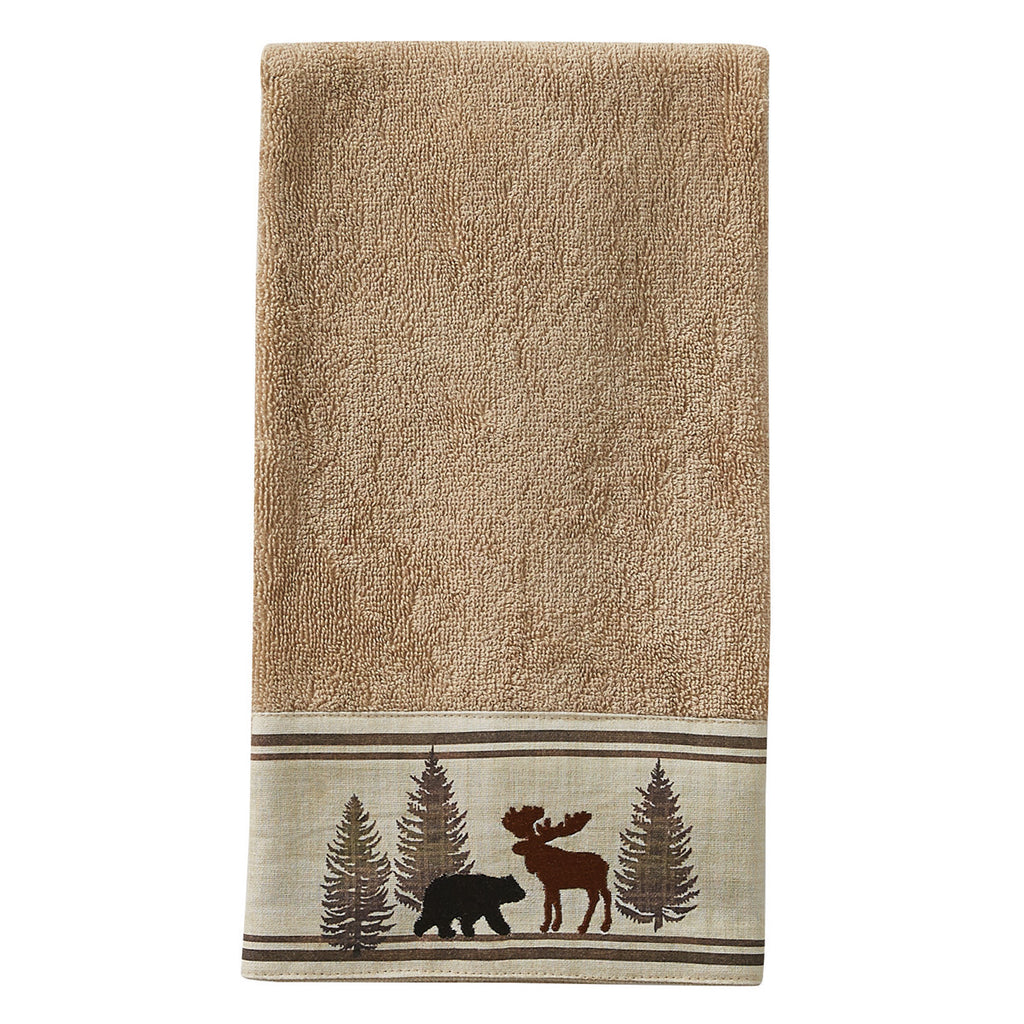Hand Towel ~ Black Forest