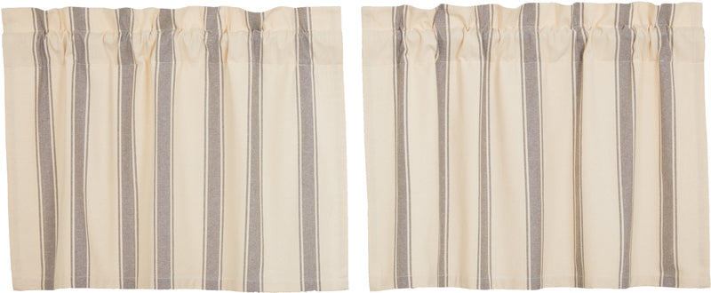 Grace Grain Sack Stripe Tier Set of 2 L24xW36