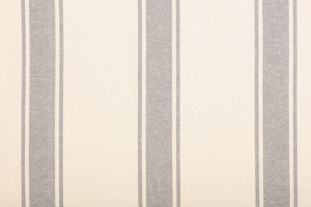 Grace Grain Sack Stripe Short Panel Set of 2 63x36