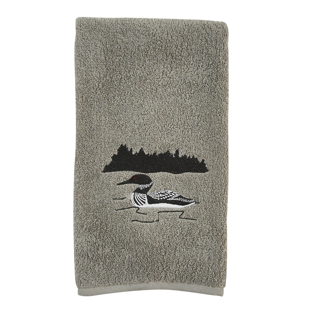 Hand Towel ~ Gray Area Loon