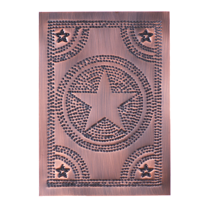 Regular Star in Solid Copper