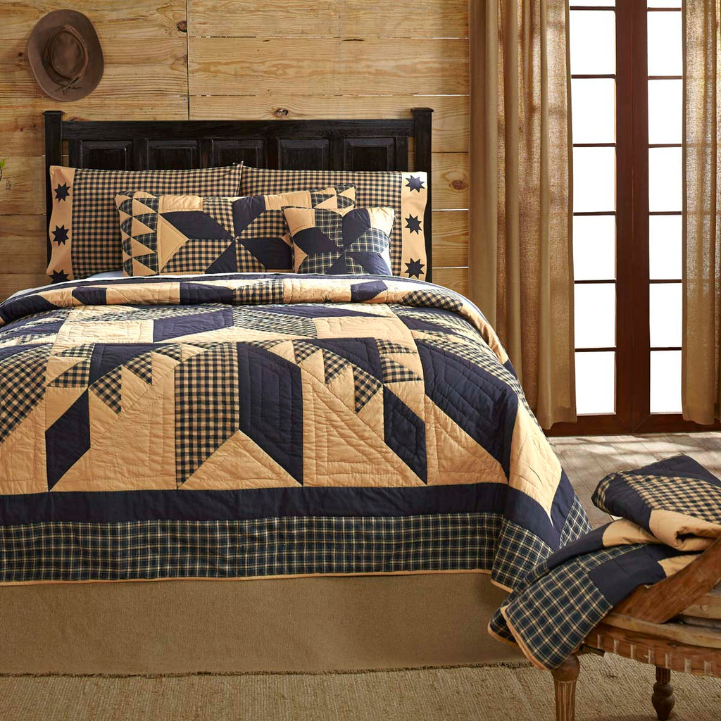 Dakota Star Quilted Collection
